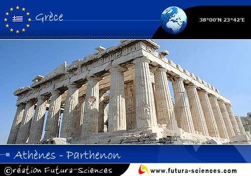 Capitale : Grèce Athènes