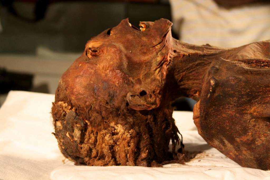 De quoi la « momie hurlante » est-elle morte ? © Zahi Hawass