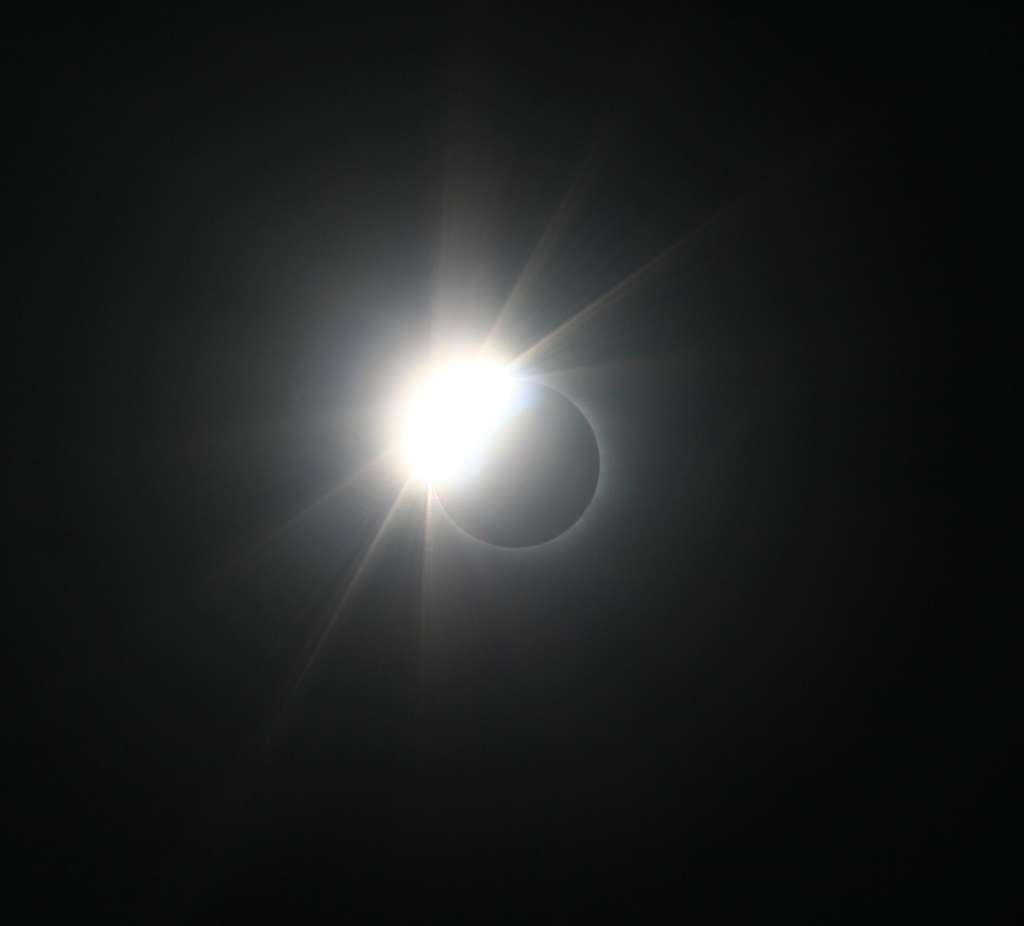 Eclipse du 29 Mars : 1 minute avant la totalité