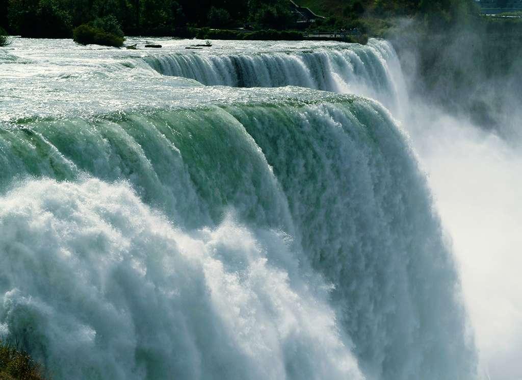 Les chutes du Niagara attirent des millions de visiteurs chaque année. © IronRodArt, Royce Bair Star Shooter, cc by nc 2.0