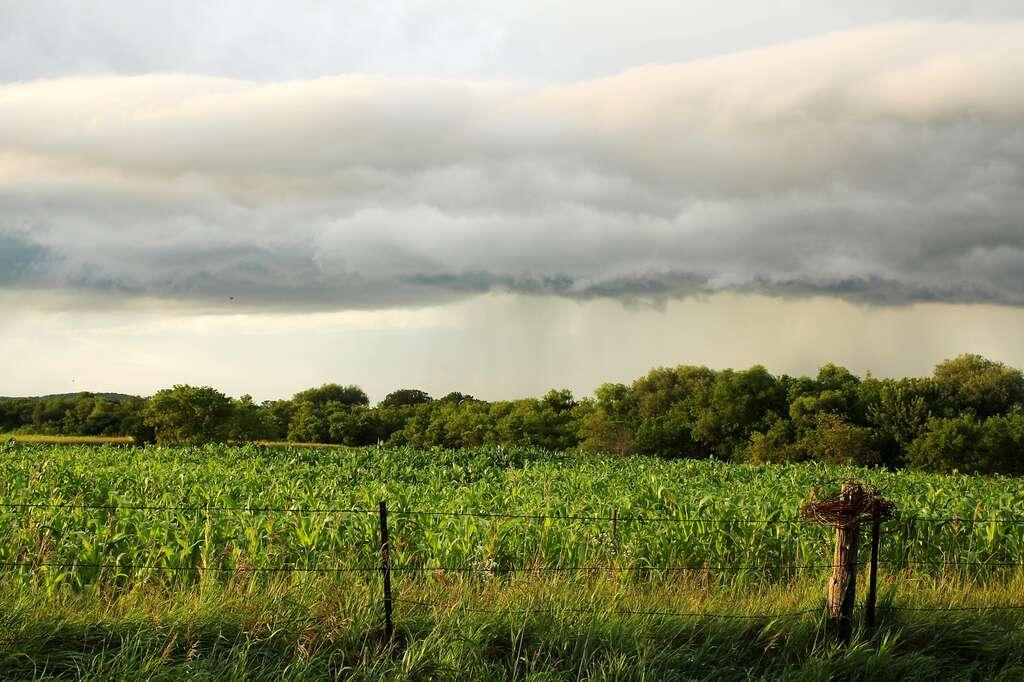 Un arcus dans le ciel des États-Unis. © Christin Lola, Fotolia
