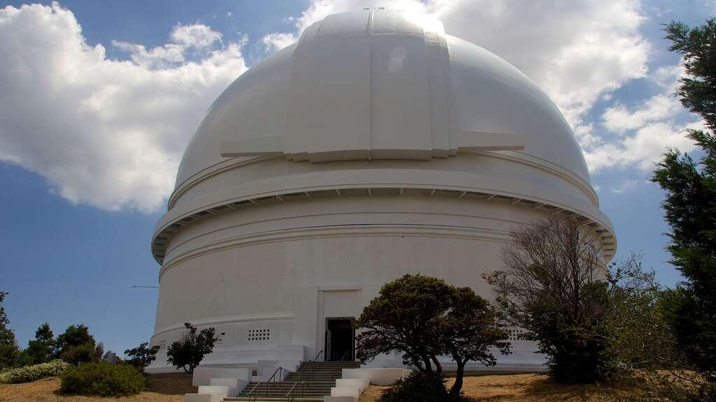 L'observatoire du mont Palomar