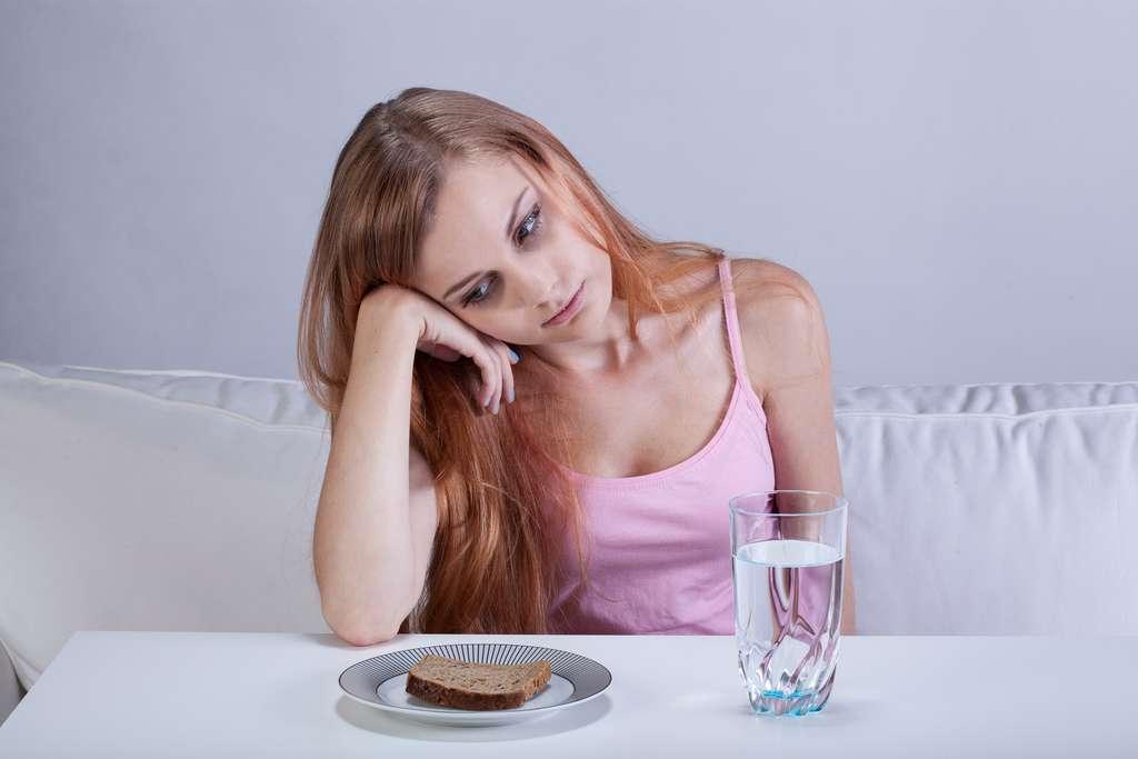 Il n'est pas évident de comprendre l'anorexie. © Photographee.eu, Shutterstock