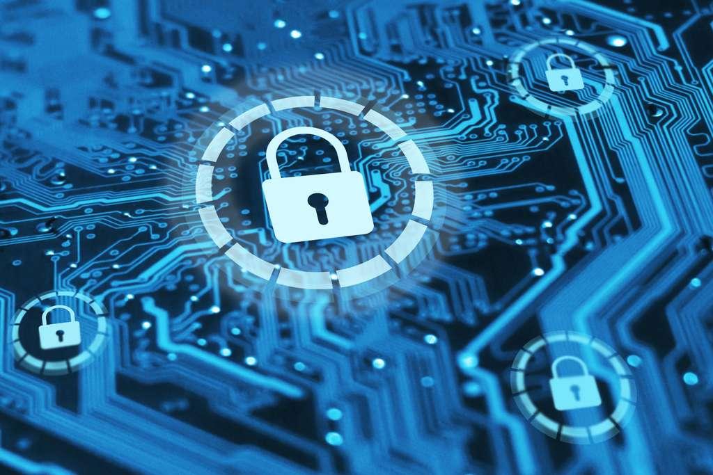 Connecter tous ses ordinateurs en réseau, c'est prendre le risque de faciliter la propagation du logiciel malveillant. © Michael Traitov, Adobe Stock