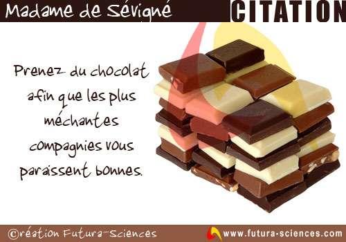 Mangez du chocolat !