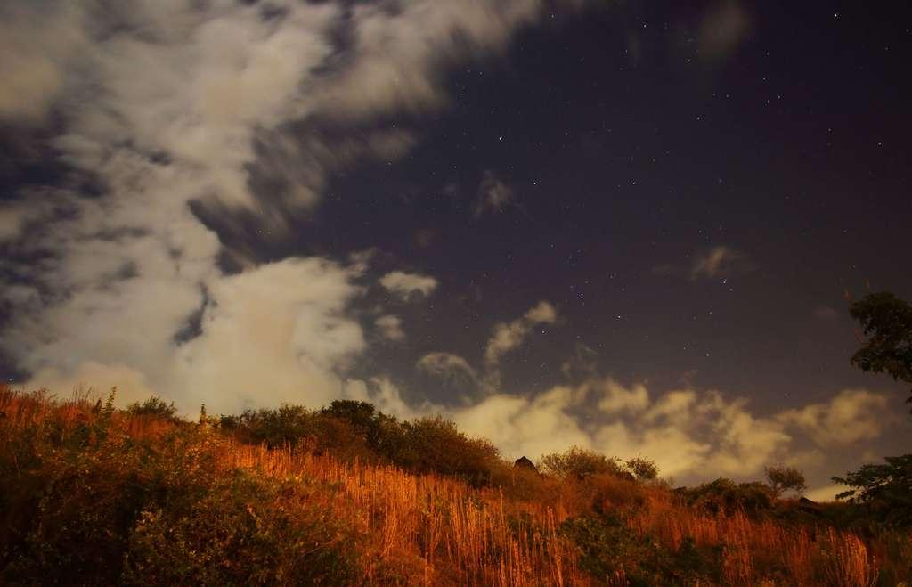 Ambiance céleste à l'île de la Réunion