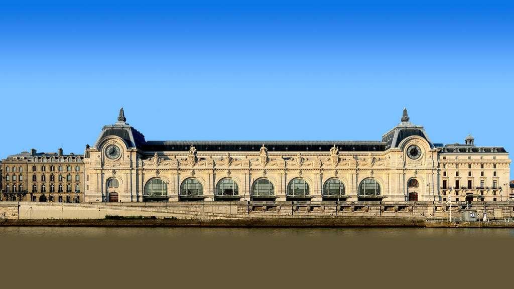 Le musée d'Orsay, une ancienne gare