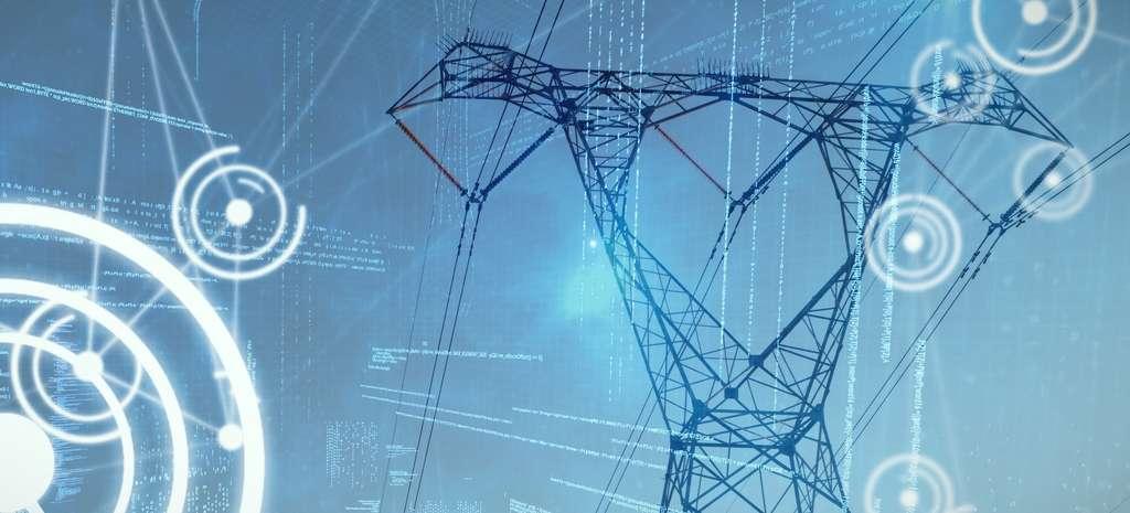 Pour le réseau électrique, il est impératif que l'équilibre entre production et consommation soit maintenu à chaque instant. Un équilibre pas toujours facile à maintenir surtout dans la perspective d'un développement massif de productions renouvelables variables comme l'éolien. © vectorfusionart, Adobe Stock
