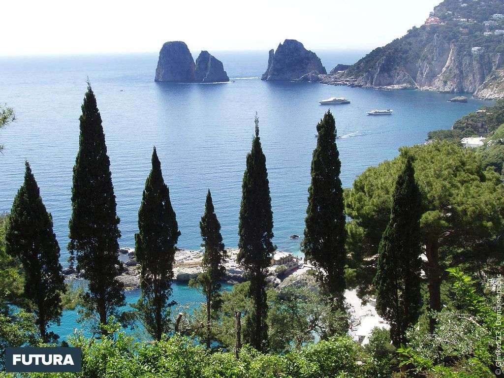 Capri et ses criques - Italie