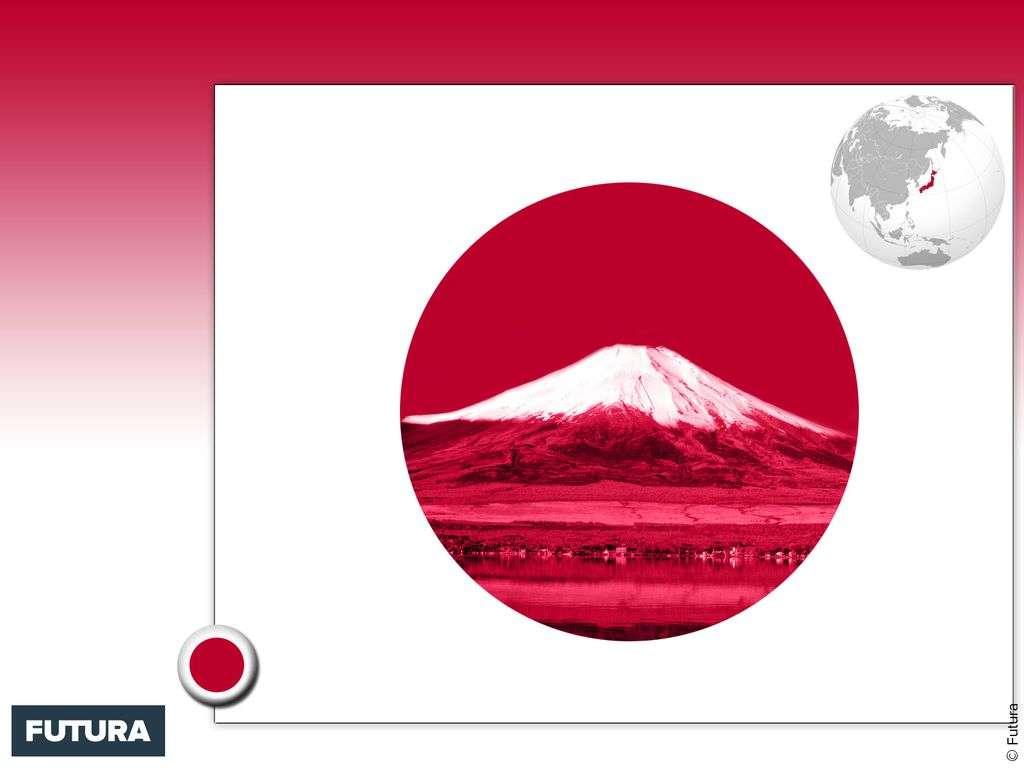 Drapeau : Japon