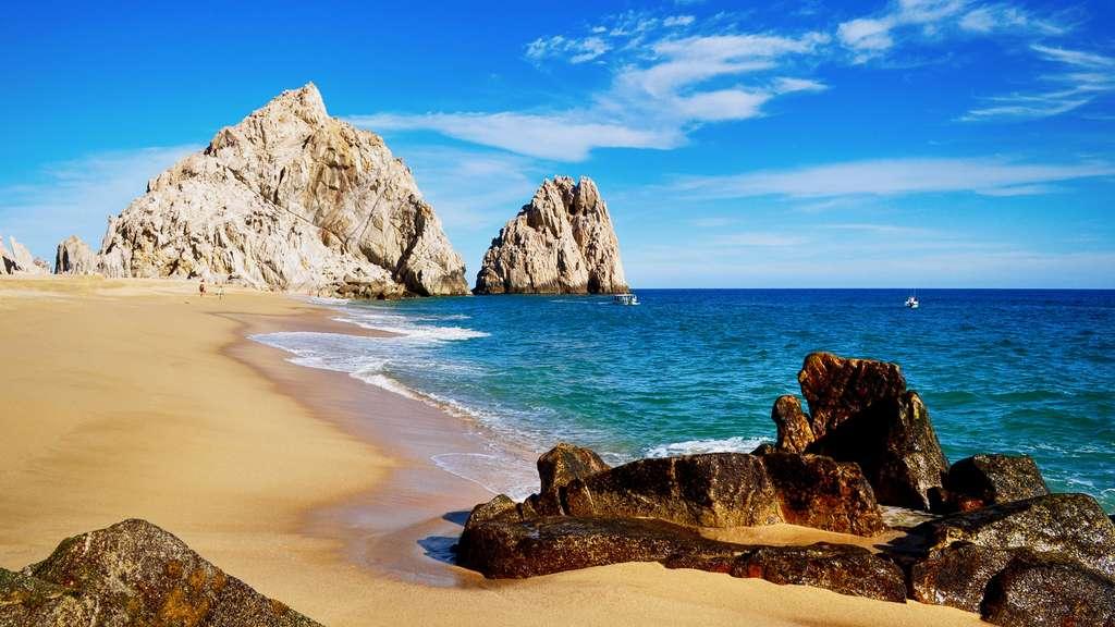 Sur la côte mexicaine, une plage dédiée à l'amour