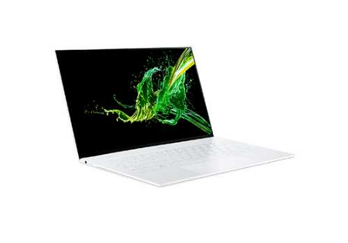 Dans la gamme supérieure, on retrouve le Swift Pro 7 avec son écran LCD tactile. © Acer Store