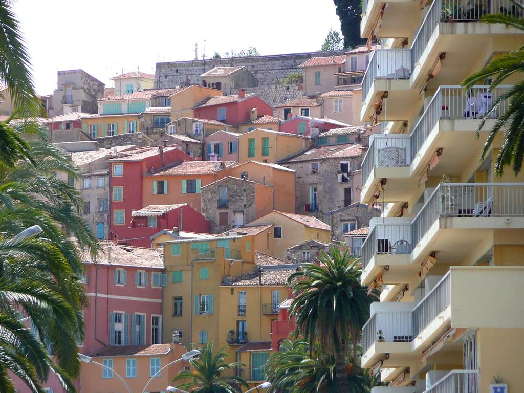 A Menton, c'est le début de l'Italie. © Metro Centric, Flickr
