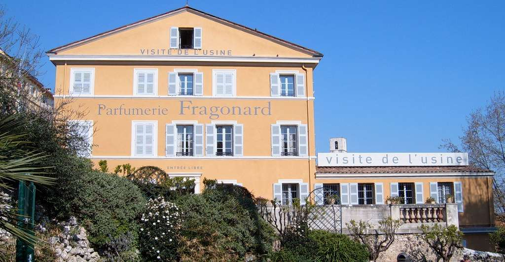 La villa Fragonard est une ode aux parfums et à la peinture. © Markus Bernet, CC by-sa 2.5