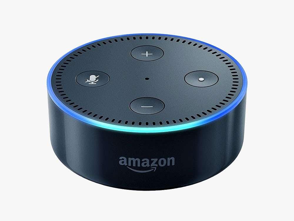 Storm warning?  Alexa will warn you!  © Amazon