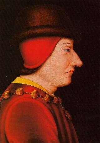Louis XI, roi de France, ennemi juré des ducs, annexa la Bourgogne actuelle. © Wikimedia Commons, DP
