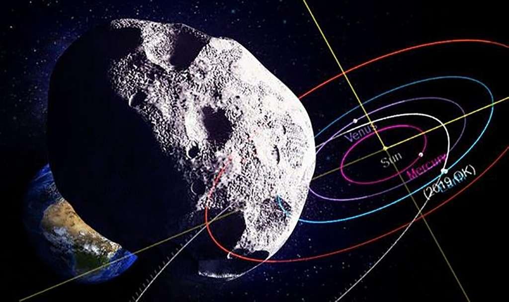 La surveillance permanente du ciel et le recensement de la quasi totalité des astéroïdes proches de la Terre sont deux missions nécessaires, mais insuffisantes pour une protection planétaire efficace. © Getty, Nasa