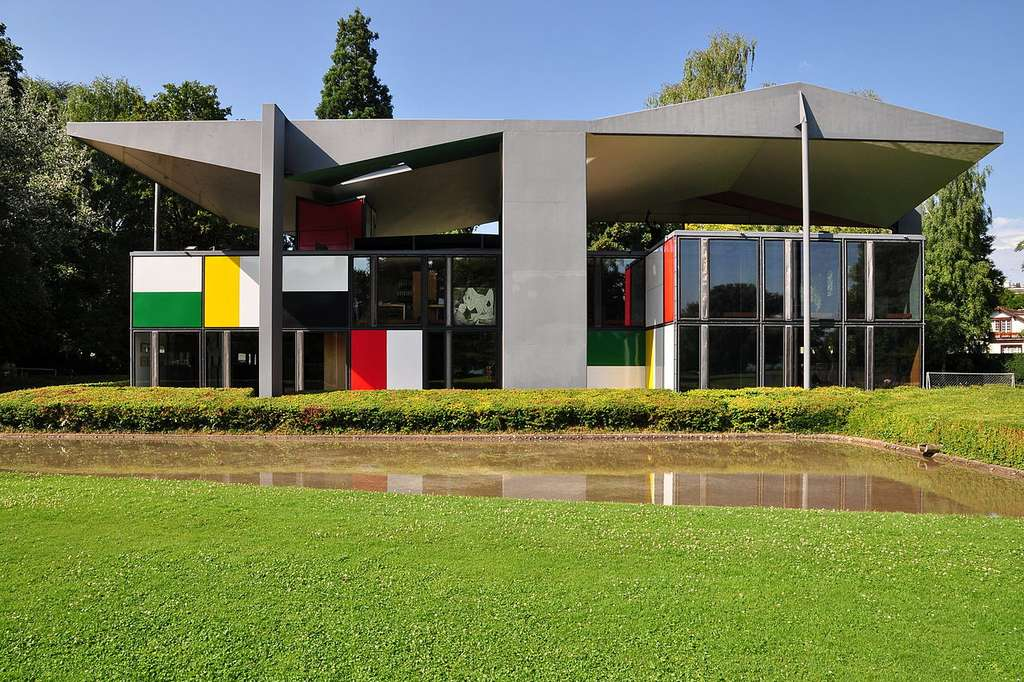 Centre Le Corbusier, à Zurich, en Suisse. © Roland Zh, CC by-sa 3.0