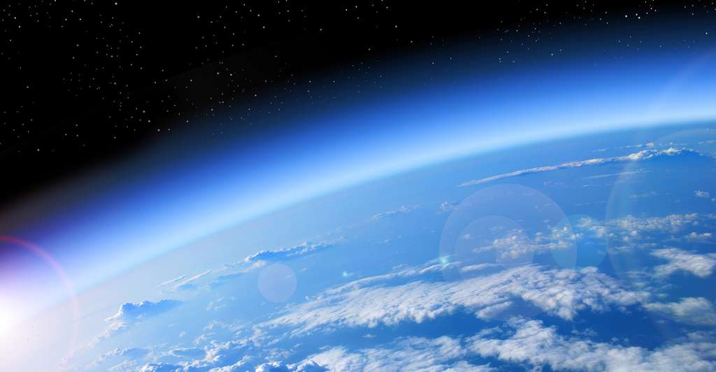 C'est pour remplacer les CFC qui endommageaient la couche d'ozone que les HFC ont été mis sur le marché. © studio23, Shutterstock