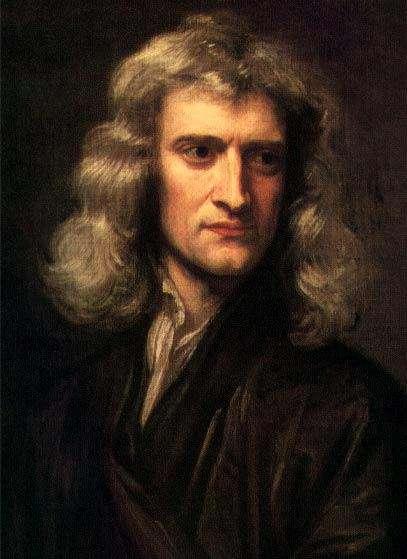 Isaac Newton croyait en l'éther, ce concept développé par les Grecs de l'Antiquité pour désigner ce qui remplissait l'espace. © DP