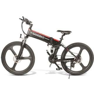 Bon plan vélo électrique : 651 € de remise sur le Ebike pliant-Samebike
