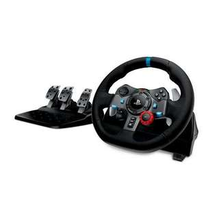 Soldes 2021 : 108 € d'économie sur le volant de course Logitech G29 sur Cdiscount
