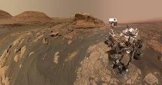 Mars : «Pour la première fois, nous pouvons retracer l'évolution du climat sur plusieurs millions d'années»