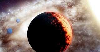 Cette exoplanète rocheuse a plus de 10 milliards d'années