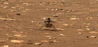 Mars : pourquoi le vol d'Ingenuity a-t-il été reporté ?