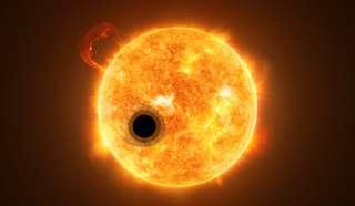 Cette exoplanète « barbe à papa » remet en question les conceptions des astronomes
