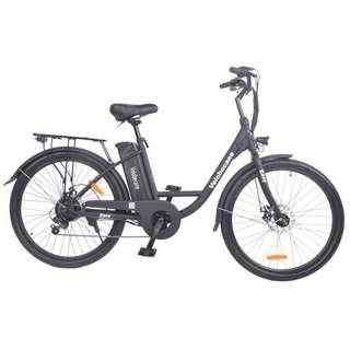 Soldes Cdiscount : Vélo électrique 26' Velobecane en promo à -570 €