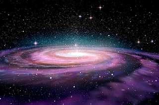 Le Système solaire se déplace plus vite dans la galaxie et est plus proche du trou noir supermassif