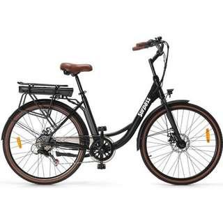 Vélo électrique Surpass : un VAE élégant et confortable à moins de 600 € !