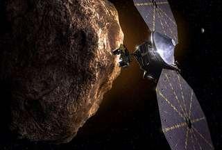 La sonde Lucy est partie pour un long voyage à la rencontre d'astéroïdes « fossiles »