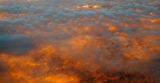 Aux États-Unis, le Bootleg Fire a pris tellement d'ampleur qu'il crée sa propre météo