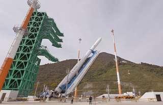 La Corée du Sud rate de peu le lancement de sa fusée nationale