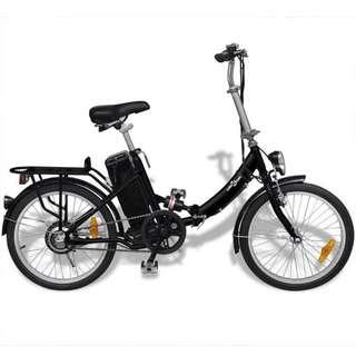 Bon plan Cdiscount : 127 € d'économie sur le vélo électrique pliant VIDALXL