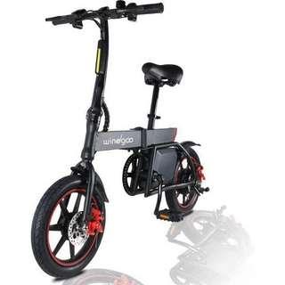 Le vélo électrique pliant Windgoo B20 est à -610 € sur Cdiscount