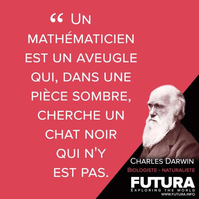 Citations Charles Darwin Biologiste Et Naturaliste Futura Sante