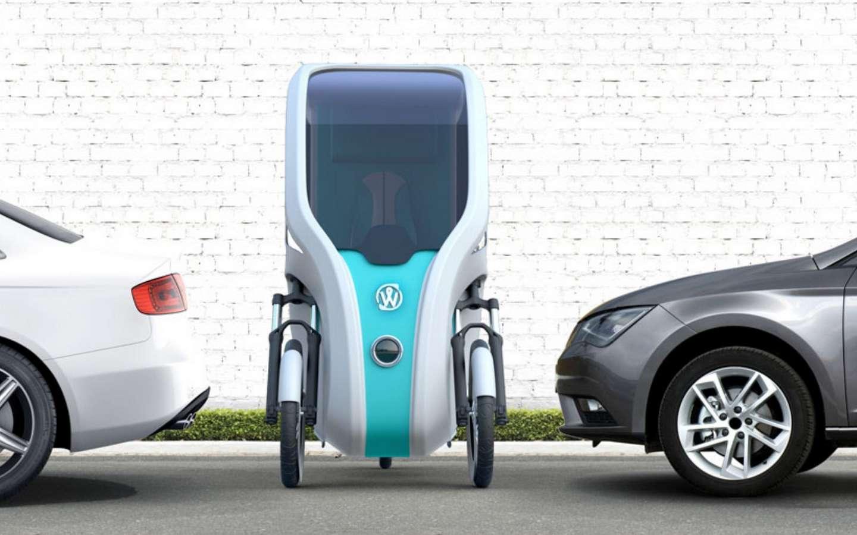 Wello Family, le vélo électrique solaire pour transporter toute la famille