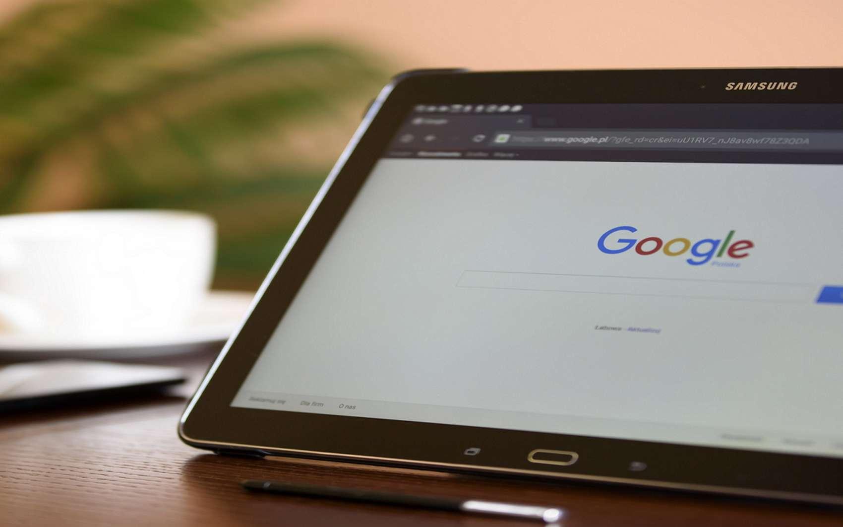 Futura vous dévoile comment s'identifier sur les services Google au moyen de son smartphone Android. © pxhere