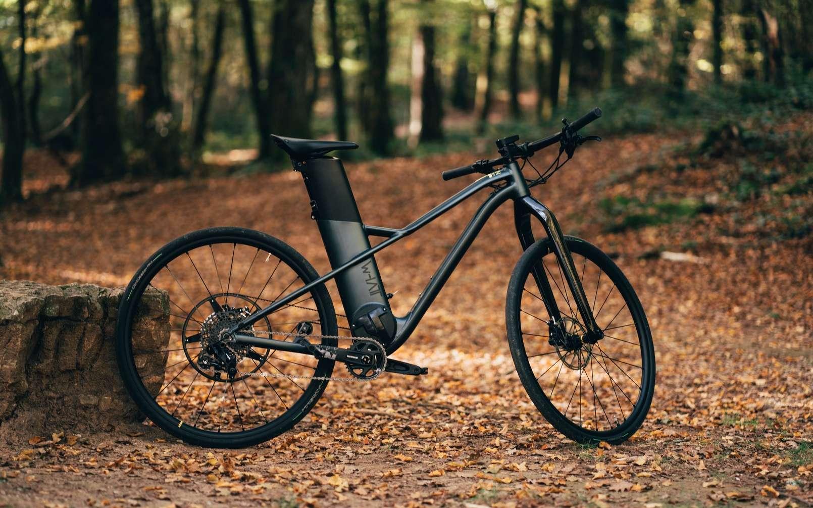 Le vélo électrique WhaTTfornow est une innovation française. © WhaTTfornow