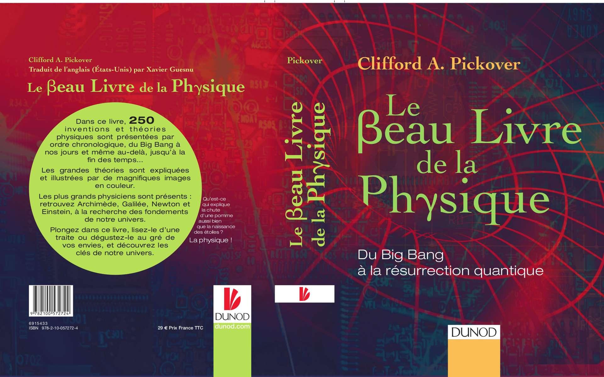 Pour Noël, offrez de beaux ouvrages, comme Le beau livre de la physique. © Dunod