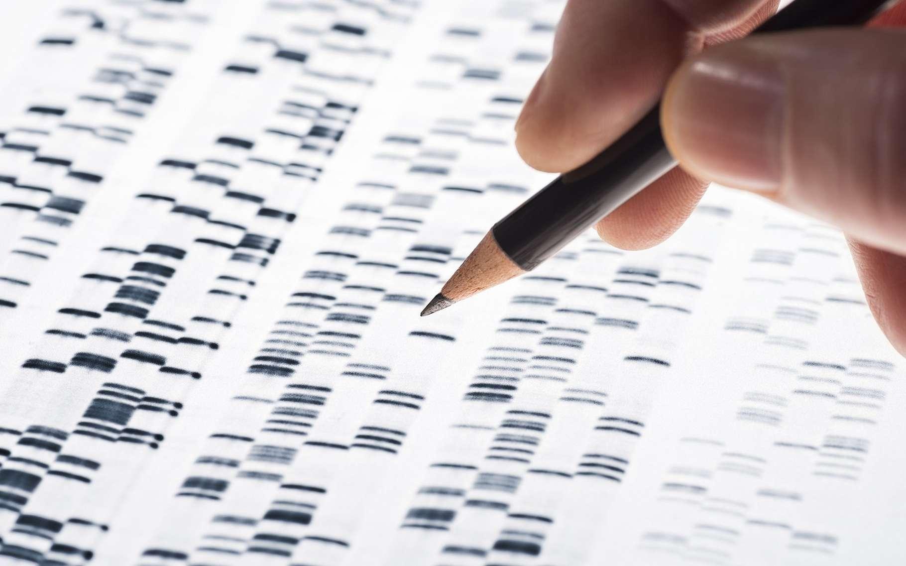 Le nouveau gène appelé asp est codé par le brin antisens du VIH-1. © gopixa, Shutterstock