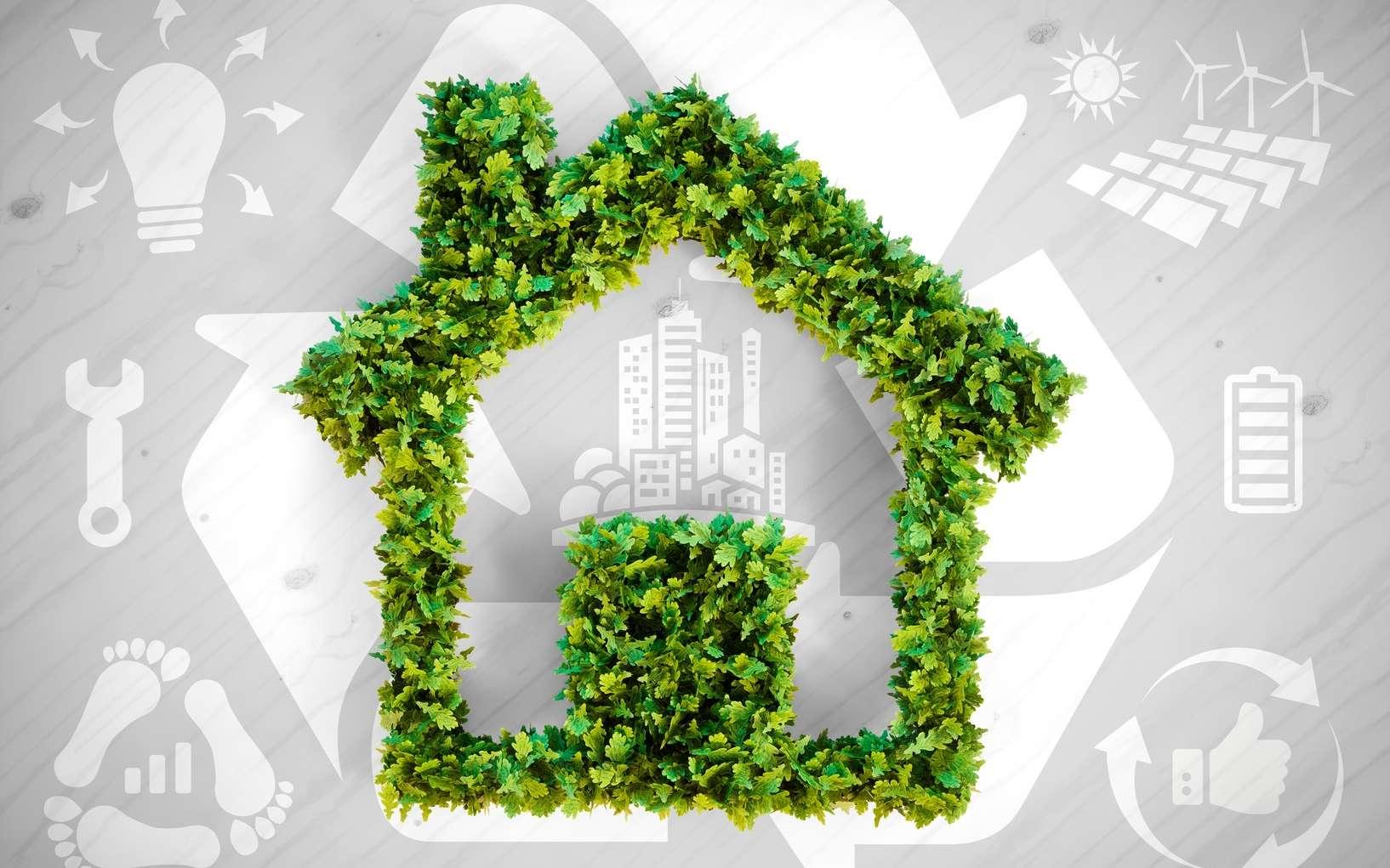 L'empreinte écologique d'un logement dépend notamment de l'énergie utilisée. © malp, Fotolia