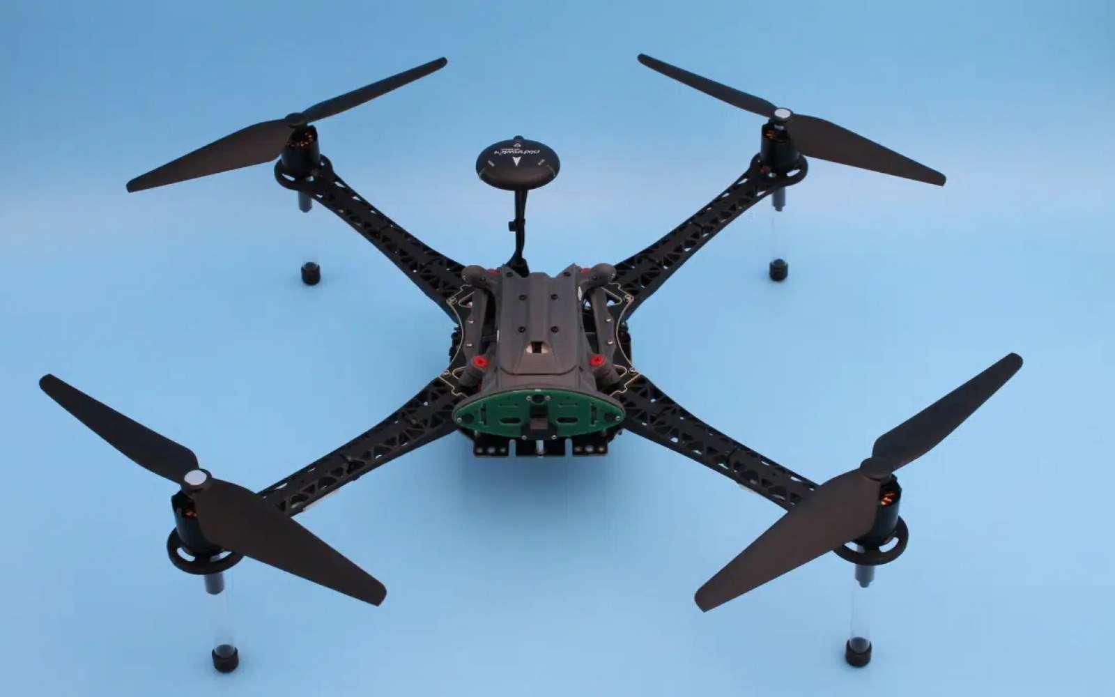 Avec sa plateforme Flight RB5 5G, Qualcomm veut devenir un acteur majeur du marché des drones. © Qualcomm