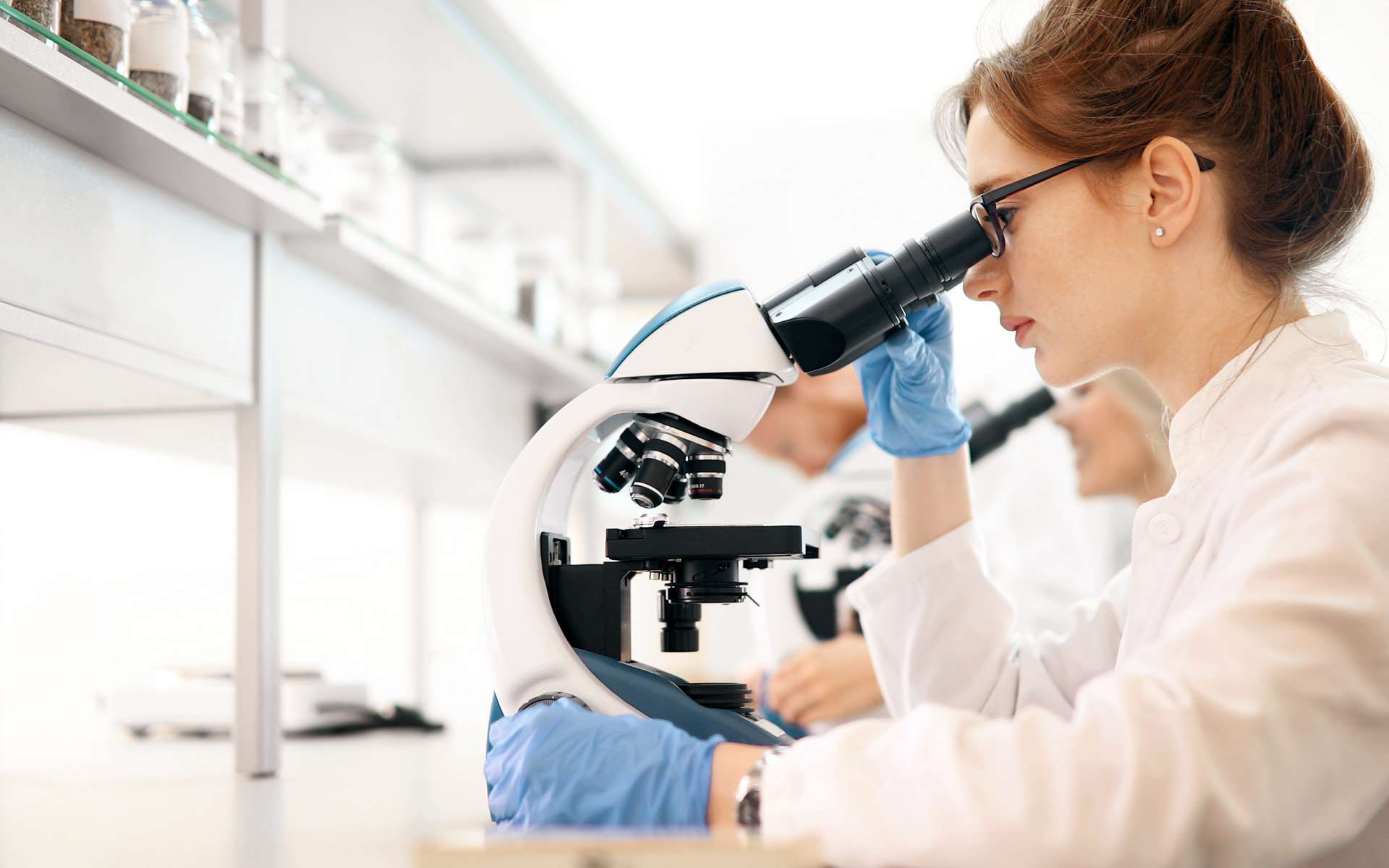 Biochimie humaine : une découverte majeure. © NDABCREATIVITY, Adobe Stock