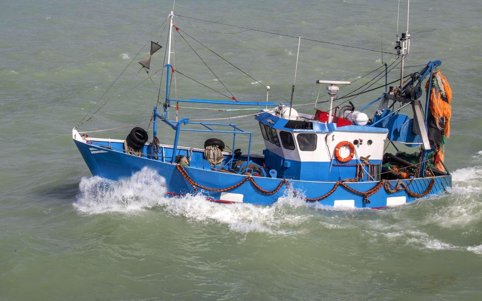 De plus en plus de bateaux, de moins en moins de captures : les stocks de poisson s'amenuisent. © guitou60, Fotolia