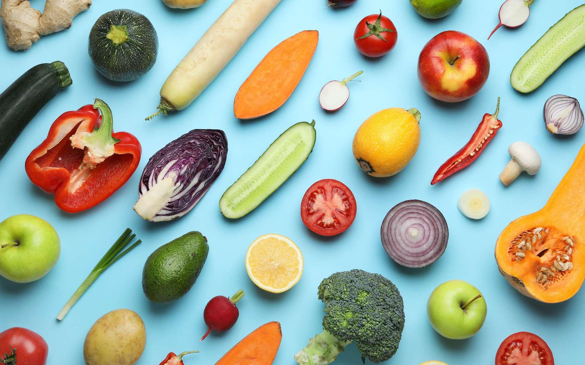 Connaissez-vous les variétés de pomme, fraise ou tomate ? © New Africa, Adobe Stock