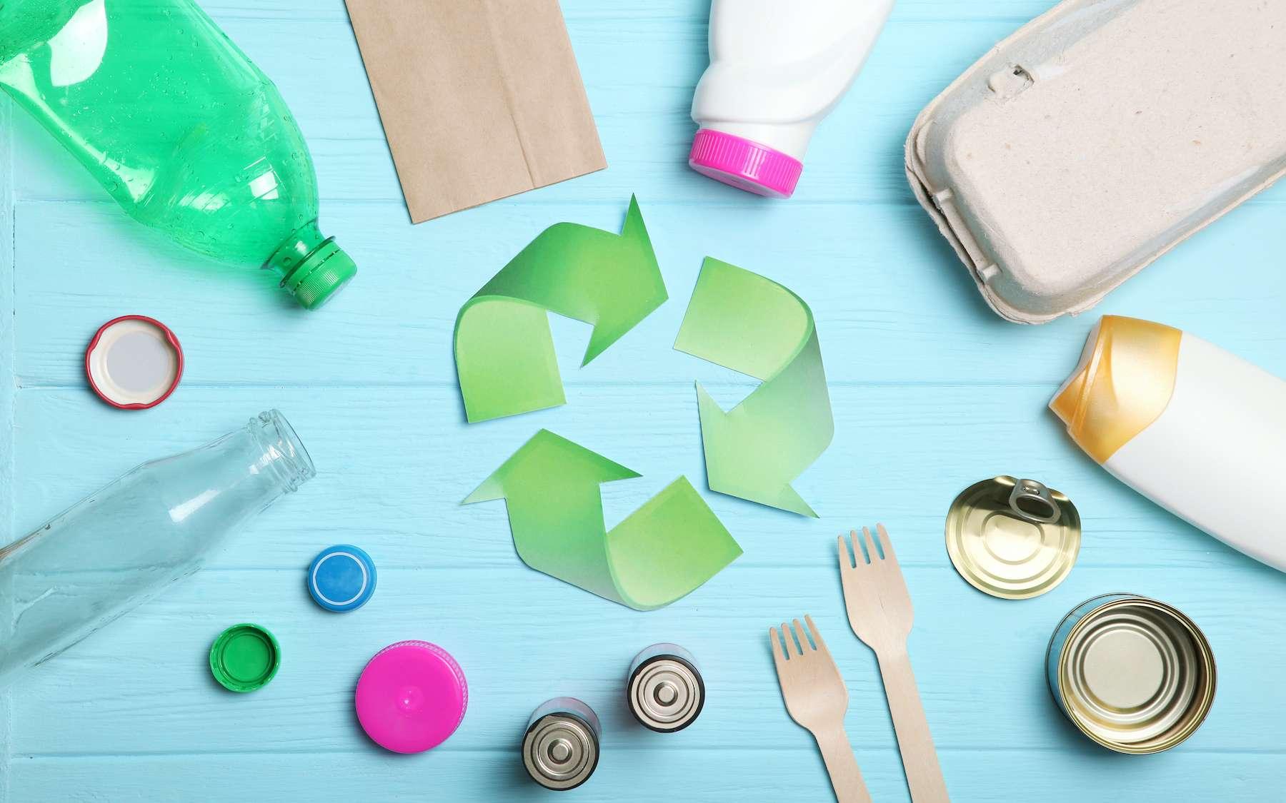Le plastique est-il réellement recyclé ? © White bear studio, Adobe Stock